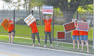 More skilled trades join union for Cenovus demonstration
