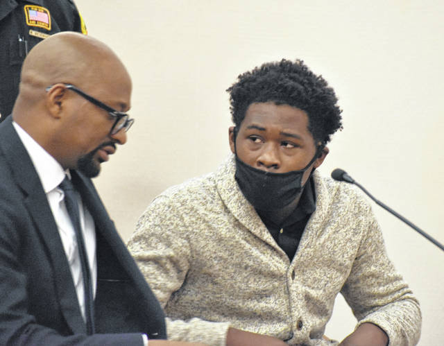 Raquan White, 29, of Lima, on Monday pleaded guilty to an amended count of attempted felonious assault in connection with a November 2020 beating that left another man with serious injuries. White's co-defendant was sentenced earlier to four years in prison.