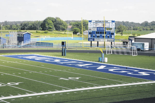 Allen East is also a team that has utilized turf for their football facility.