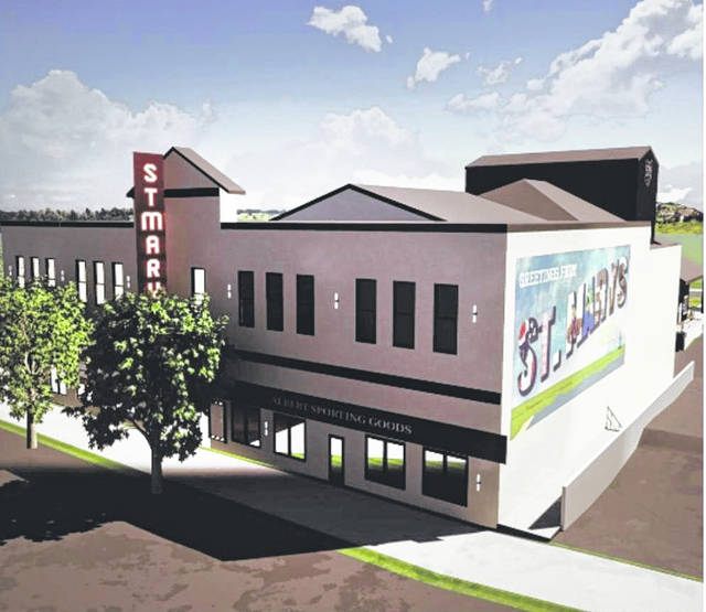 A group in St. Marys wants to renew the St. Marys Theater and Opera House.