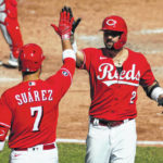 Reds rout Nationals 9-2