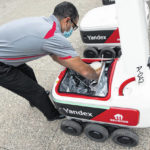 Grubhub testing delivery robots on Ohio State's campus