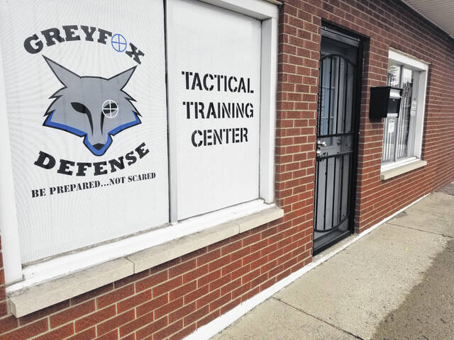 GreyFox Defense is now open in Delphos at 207 S. Main St.