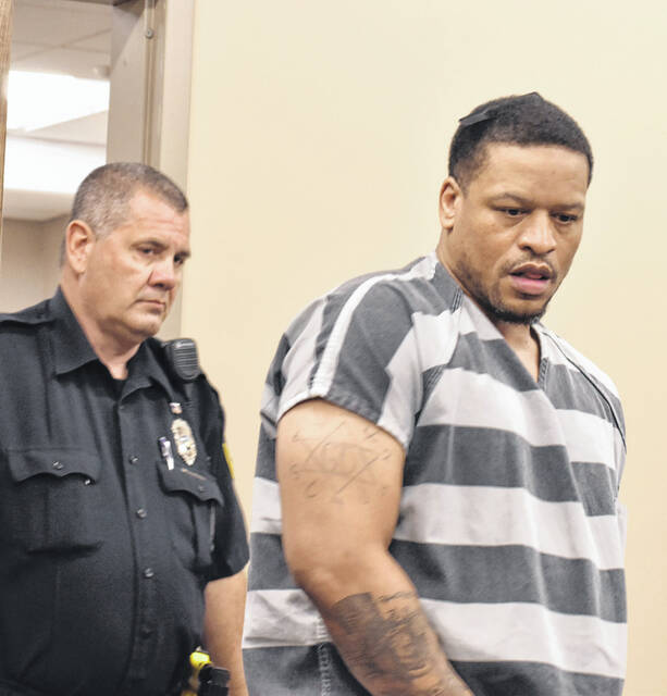 Ronald Dillingham, 45, of Lima, appeared in Lima Municipal Court Monday for a preliminary hearing on a first-degree felony rape complaint filed against him. After several snags, Dillingham's case was bound over to the Allen County Common Pleas Court and will be presented to a grand jury.