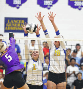 Volleyball: Lincolnview holds off Leipsic