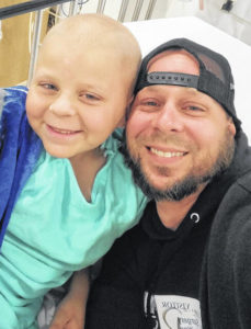 Car show to help child with cancer