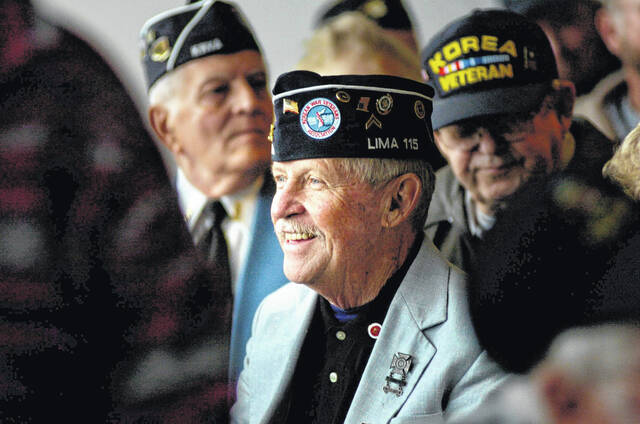 Roy Miller brought his boundless energy to Lima in 1961. He started a Korean War veteran chapter, one of his proudest moments. He would be memorable in so many ways.