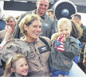 Retired — but a lifetime of service continues