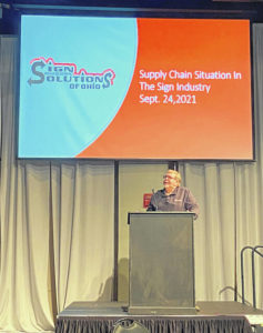 Local businesses address supply chain
