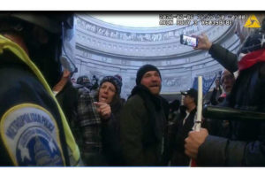 Some Capitol riot defendants forgo lawyers