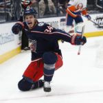 Laine's overtime goal lifts Blue Jackets past Islanders 3-2