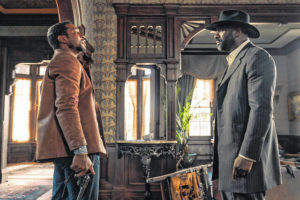 Review: 'Harder They Fall' updates the Western, with style