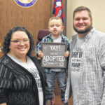 After heartbreaks and setbacks, a family is born in Allen County