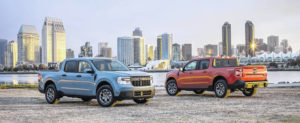 How do you get 51 mpg in a pickup truck?