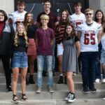 Bluffton homecoming court announced