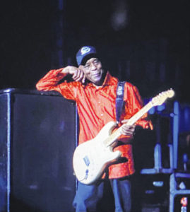 Buddy Guy performs at Civic Center
