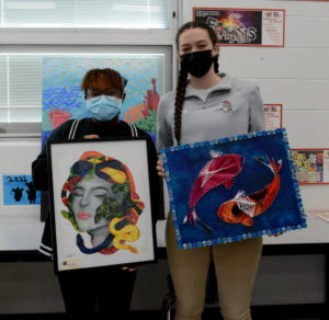 Lima Senior students to be featured in Fort Wayne art exhibit