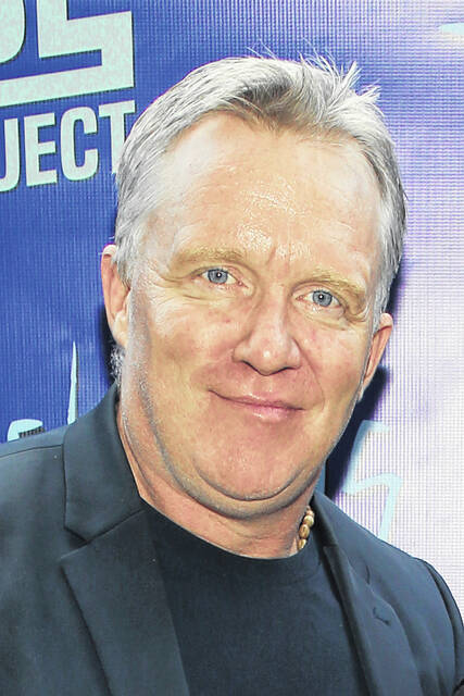 """Anthony Michael Hall plays Michael Myers in the latest incarnation of the franchise, """"Halloween Kills."""""""