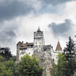 Ghost hunter investigated Dracula's castle