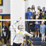 Volleyball: Lincolnview handles Wayne Trace