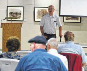 Allen County's railroad history chronicled in museum talk