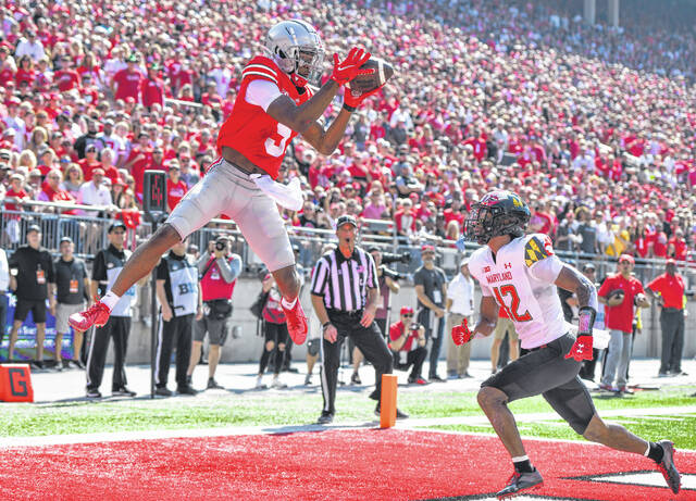 Terps can't slow Buckeyes