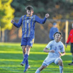 LCC ranked No. 2 in Division VII