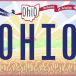 Ohio license plate revised the Wright way