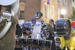 Wapak parade shows off a scary good time
