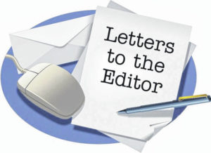 Letter: Respect and common courtesy