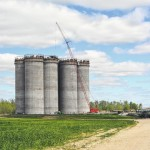 New $35 million grain facilitygrows closer to completion