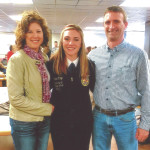 Shelby FFA student's winning speech tackles tough issues