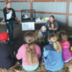 Eastwood FFA teaches kids about agriculture