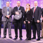 Farm Bureau honors Fisher, Van Wert and Shelby County farmers at convention