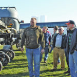 NW Ohio watershed demonstration farms toured