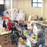 Parkway FFA holds fruit sale