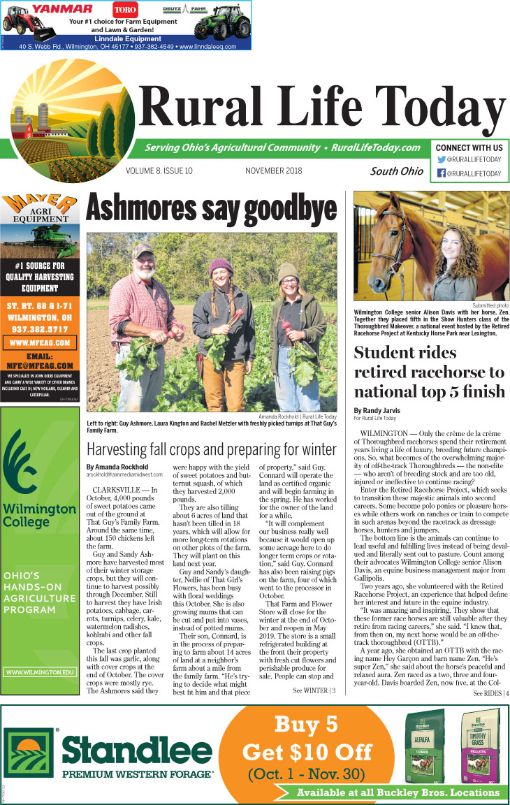 Rural Life Today South November 2018