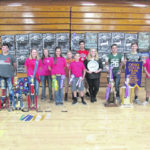 MP students suceed at the fair