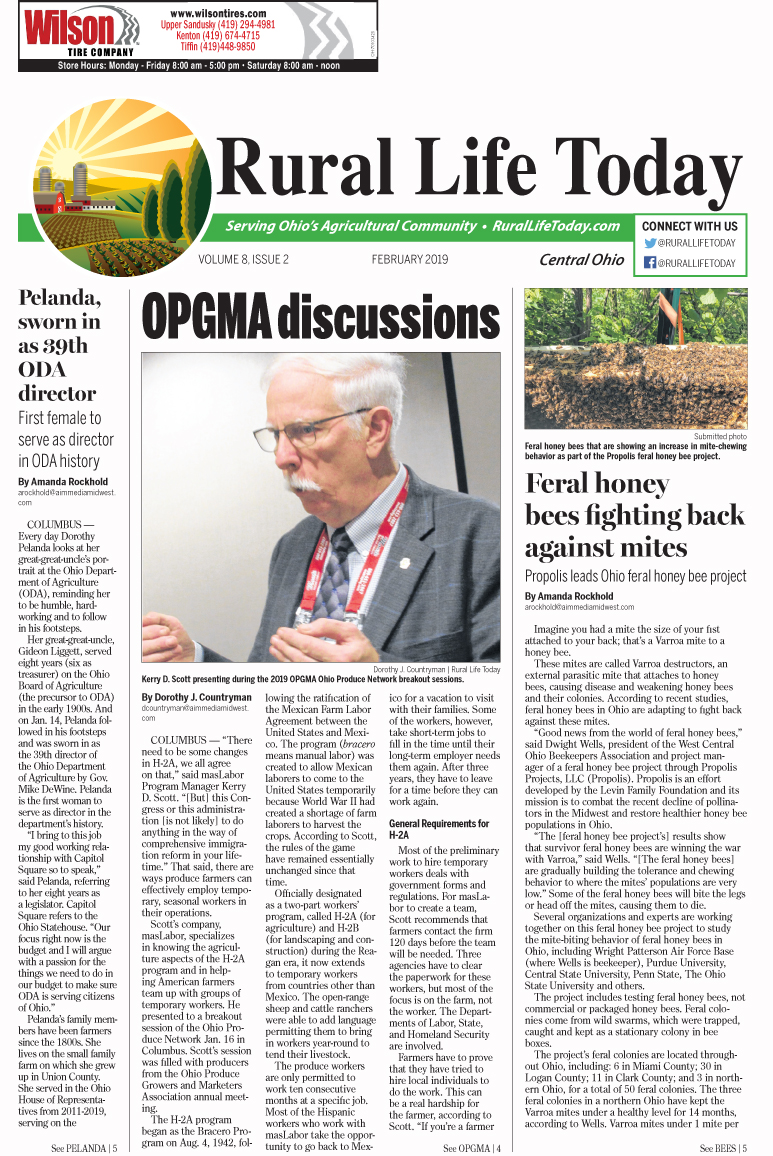 Rural Life Today Central February 2019