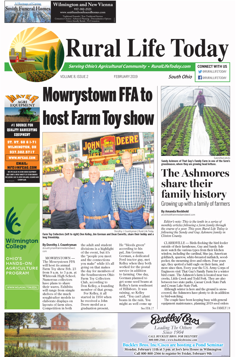 Rural Life Today South February 2019