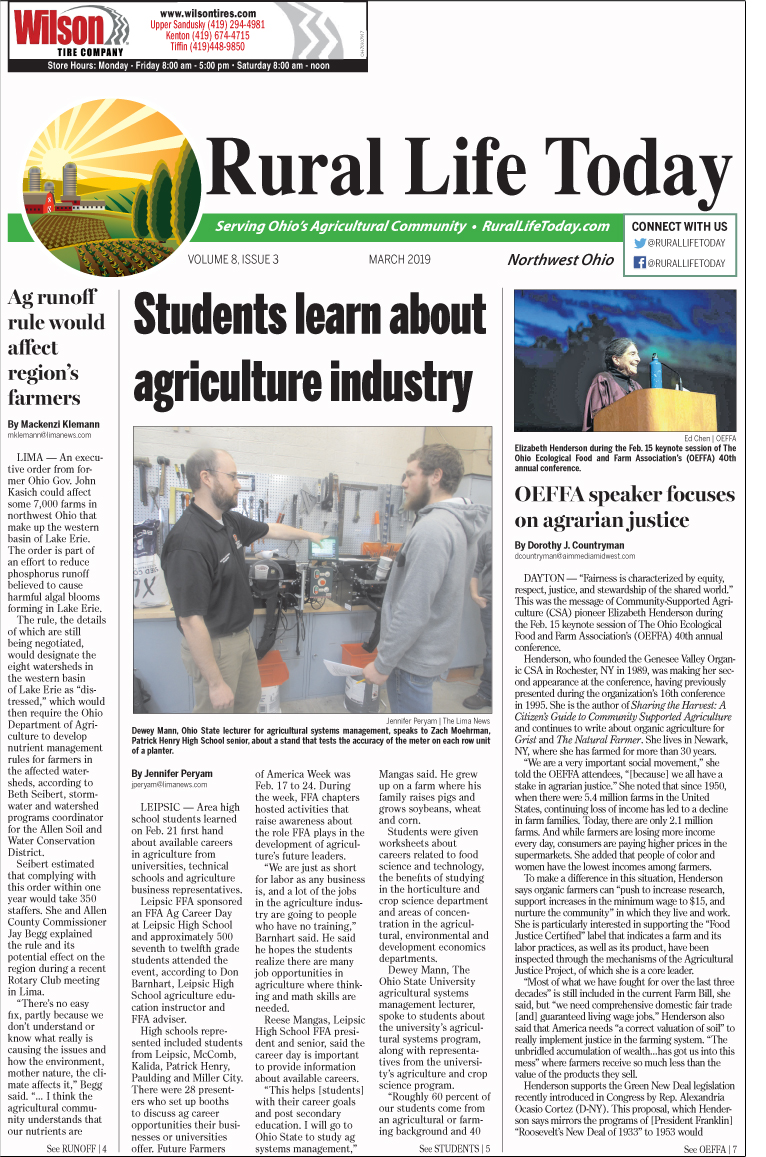Rural Life Today Northwest March 2019