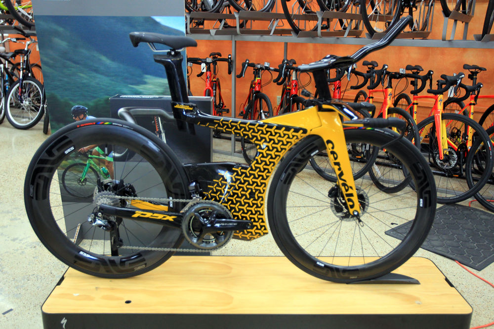 Local Ironman Competitor With Rare Lamborghini Bike The Monitor