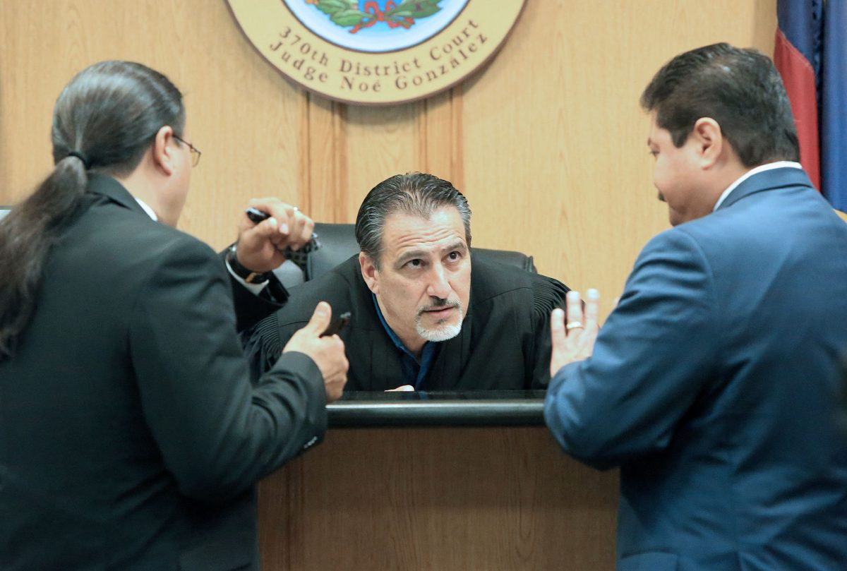 In Texas Questions About Prosecuting >> Prosecution In Patterson Murder Trial Burns Through 6 More Witnesses