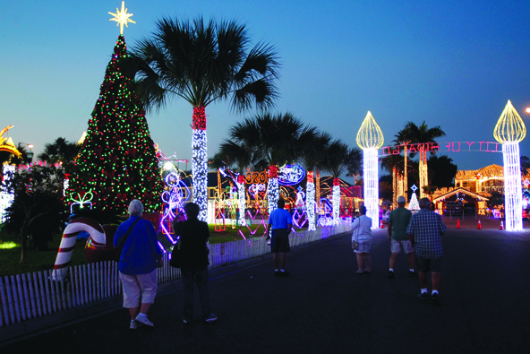 Holiday events aplenty for Hidalgo County communities   The Monitor