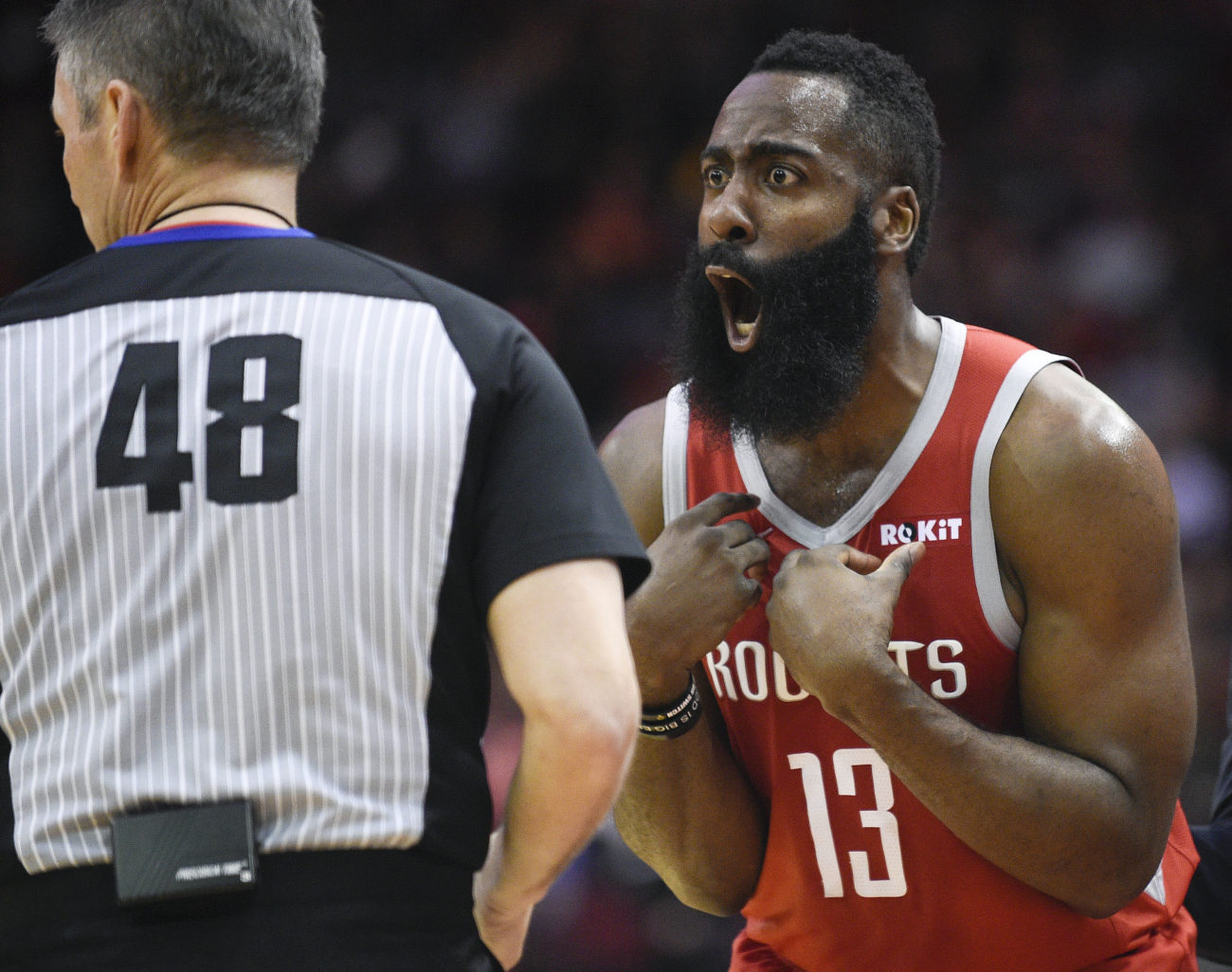 fbc0ae64348 Rockets set NBA record with 26 3s in 136-118 win - The Monitor