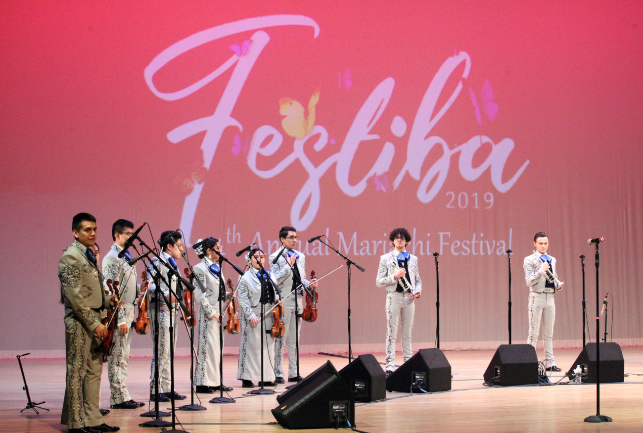 Arts festival gives local mariachi groups yet another stage to showcase talent