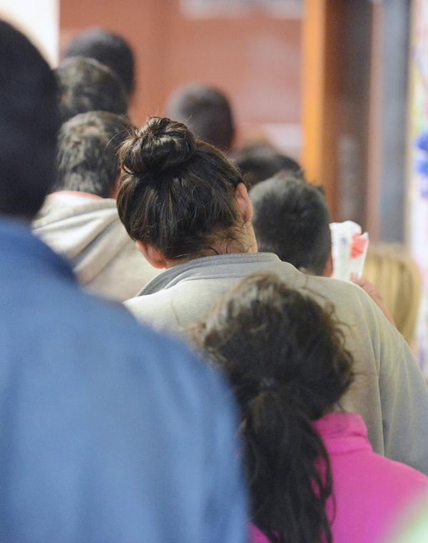 CBP expected to release 5,600 migrants over next few days across RGV