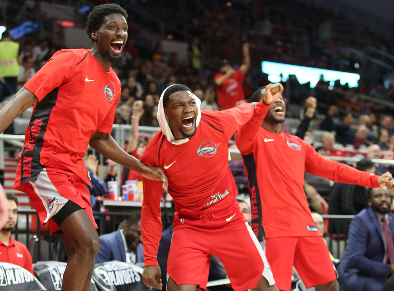 photo gallery vipers win g league western conference title over santa cruz the monitor. Black Bedroom Furniture Sets. Home Design Ideas