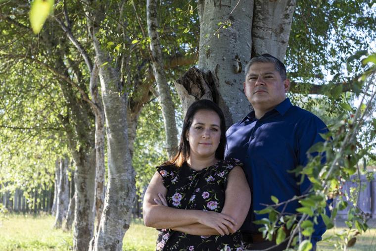 Walled In: Brownsville family may lose dream home to border fence - The Monitor