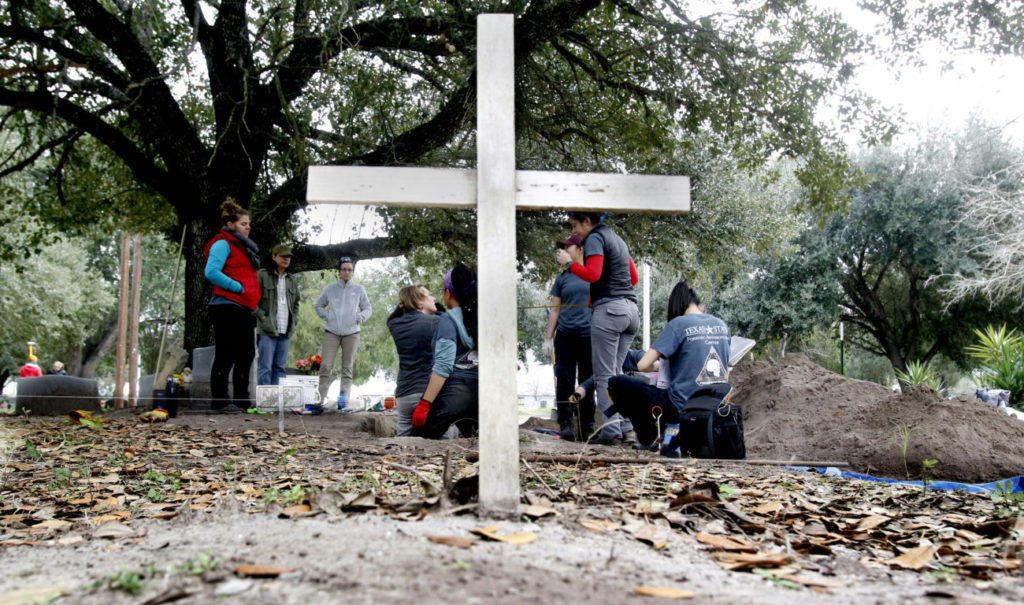 Texas State program works to ID missing migrants - The Monitor